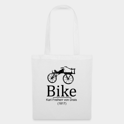 Bike - Bolsa de tela