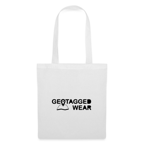 Geotagged Wear Signature Logo - Stoffbeutel