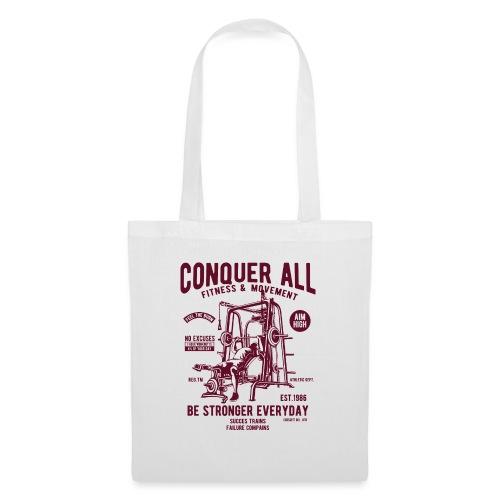 Conquer All2 - Tote Bag