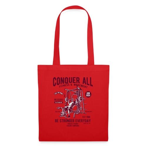 Conquer All2 - Sac en tissu