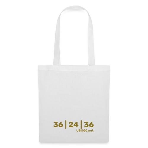 36   24   36 - UBI - Tote Bag