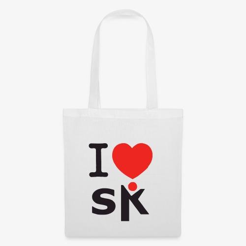 I Love SK - Sac en tissu