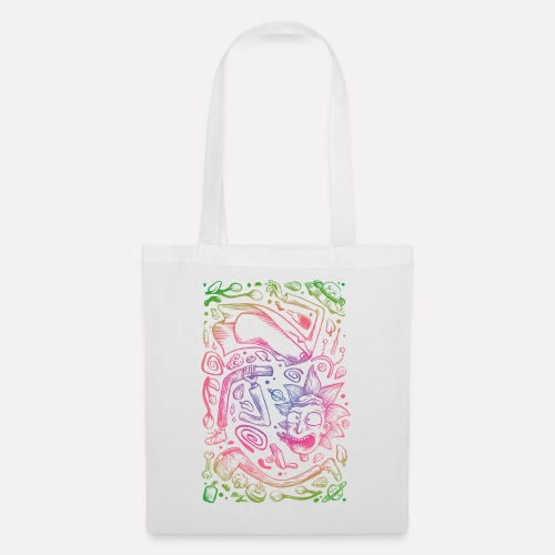Space decomposition - Tote Bag