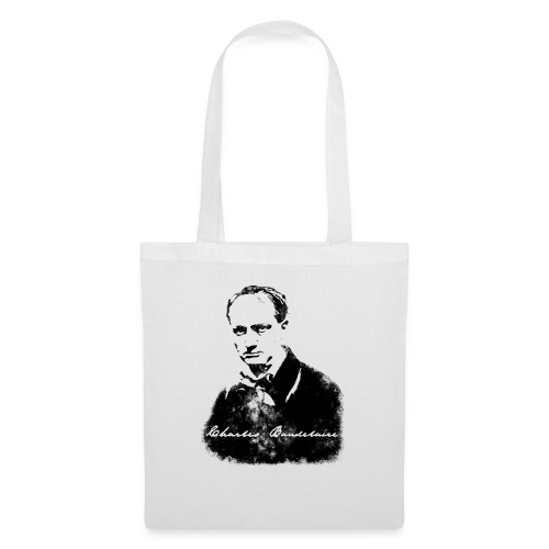 Charles Baudelaire - Sac en tissu