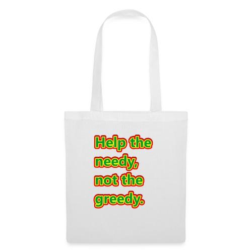 help - Tote Bag