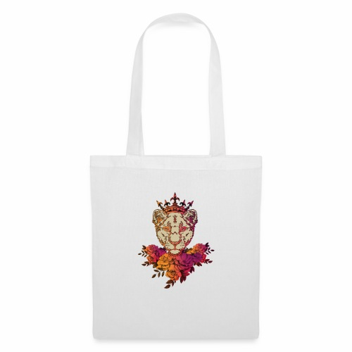 Lioness -white - Tote Bag