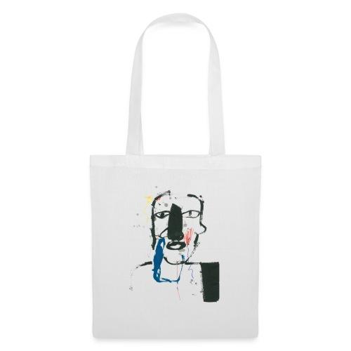 Portrait 06 - Tote Bag