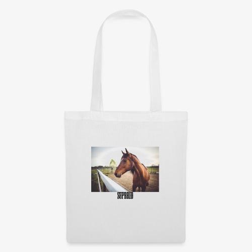 horsesupbrid - Stoffbeutel