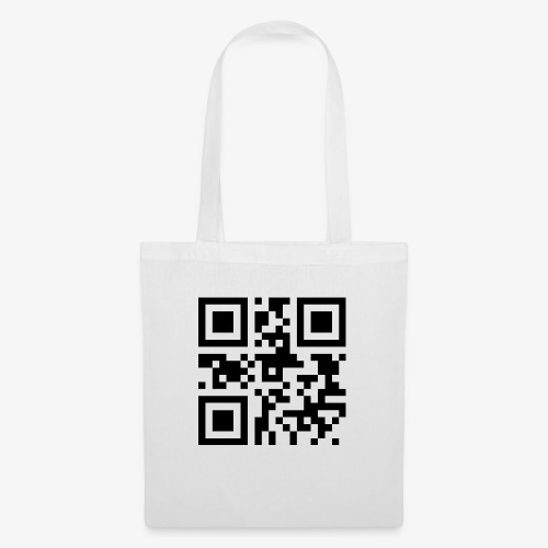 QR Code Unique - Tote Bag
