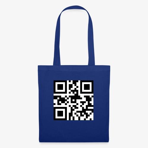 QR Code Unique - Tote Bag