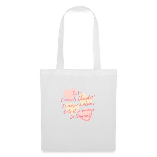 Croque la Vie! - Tote Bag