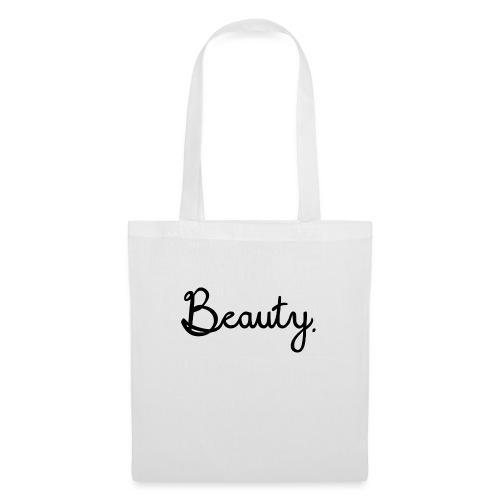 Beauty Schwarz - Stoffbeutel