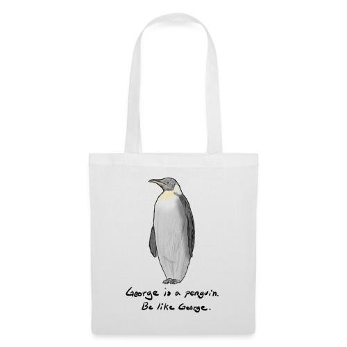 George the penguin - Tygväska