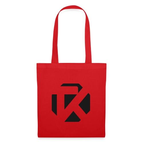 Logo TK Noir - Sac en tissu