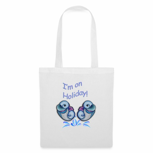 I'm on holliday - Tote Bag