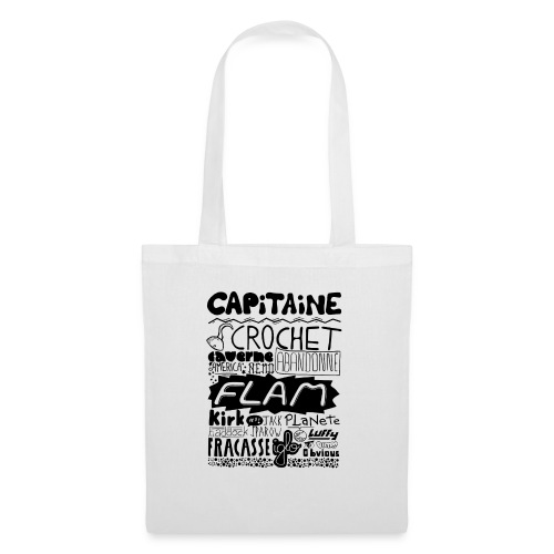 capitaine - Sac en tissu