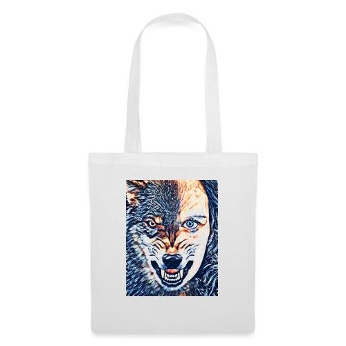 Wolfsrudel - Stoffbeutel