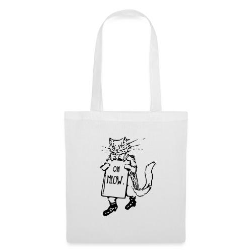 Funny cat - Tote Bag