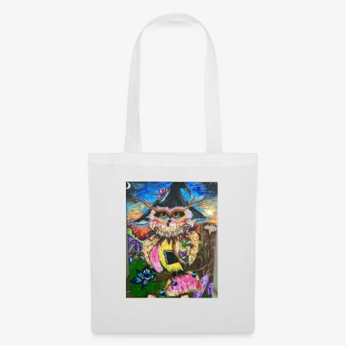 Witchy Wisdowl - Tote Bag