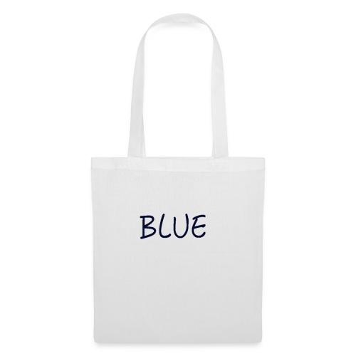 BLUE - Tas van stof