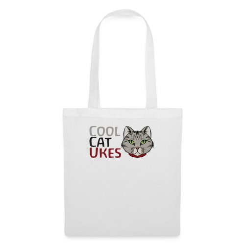 Cool Cat Ukes - Tote Bag