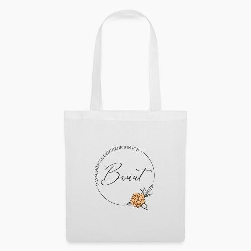 Braut - Das schönste Geschenk - Tote Bag