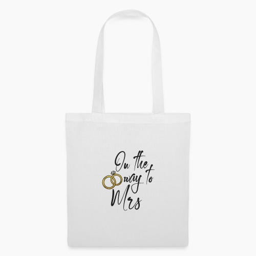 On the way to Mrs - Tote Bag