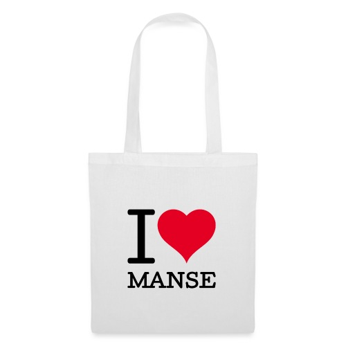 I love Manse - Kangaskassi