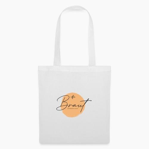 Braut - glücklich & schön - Tote Bag