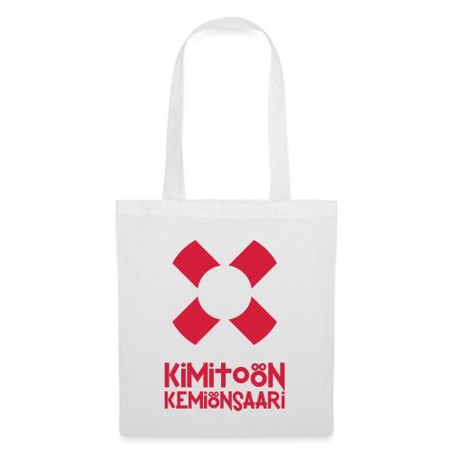 Livboj: Kimitoön (röd text) - Kangaskassi