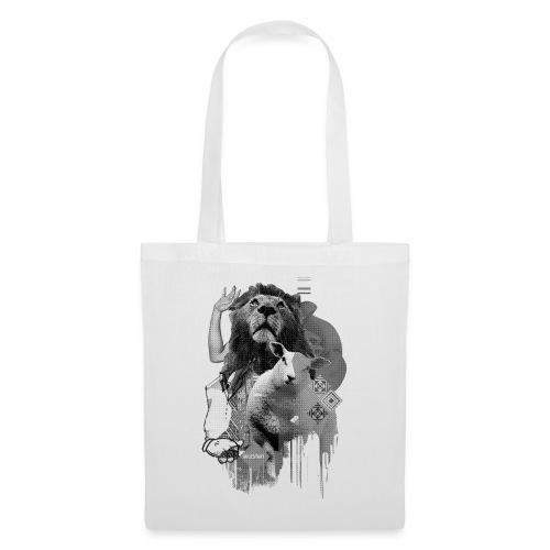 lion agneau flow - Tote Bag