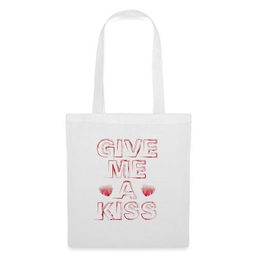 kiss - Borsa di stoffa