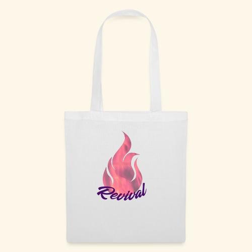 Revival fire pink - Stoffveske