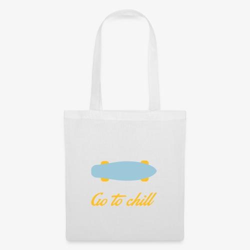 chill - Tote Bag