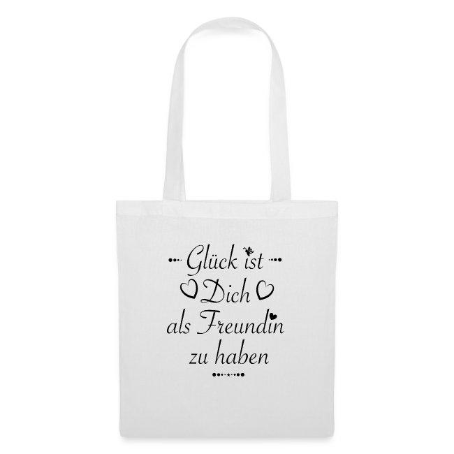 Liebehoch10 Freundschaft Zahlt Stoffbeutel