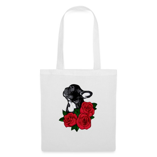 The French Bulldog Is So Famous - Tote Bag