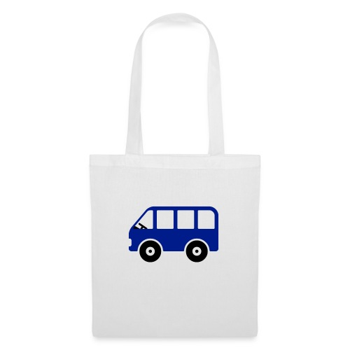 Bus Comic - Stoffbeutel
