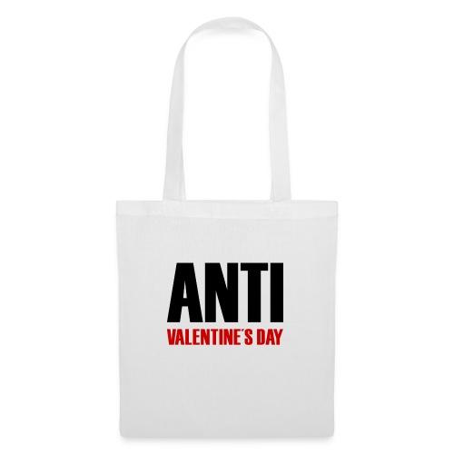 Anti Valentine's Day - Stoffbeutel