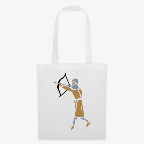Archer Medieval Icon patjila design - Tote Bag
