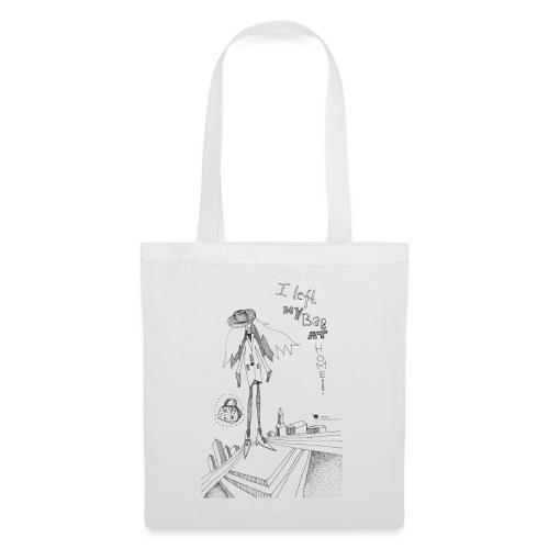 I left my bag at home - Tote Bag