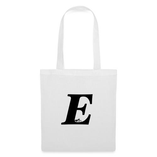 E alphabet - Tote Bag