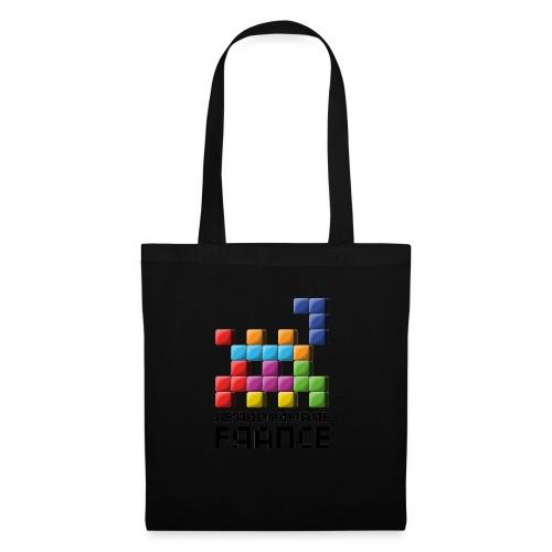 Logo Style Tétris - Tote Bag