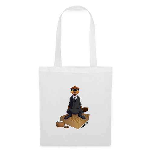Pim my Nuki - Men In Black - Tote Bag