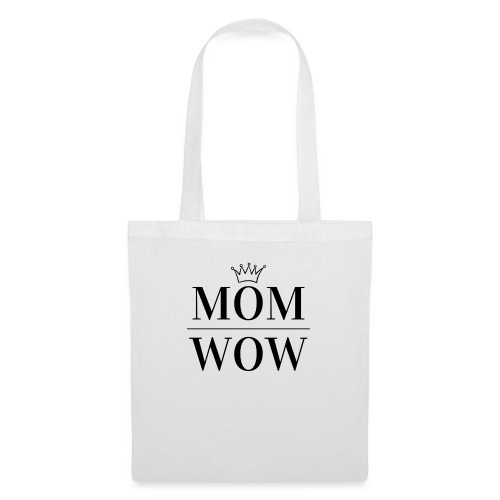 MOM WOW - Tote Bag