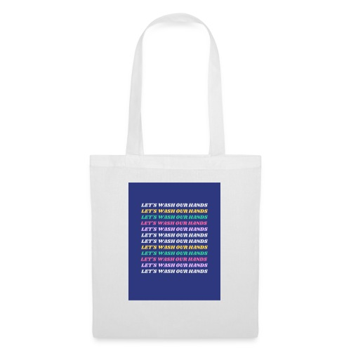 Wash our hands campaign - Tote Bag