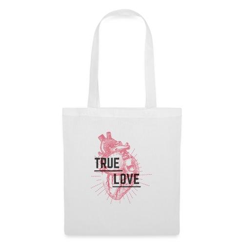 True Love - Borsa di stoffa