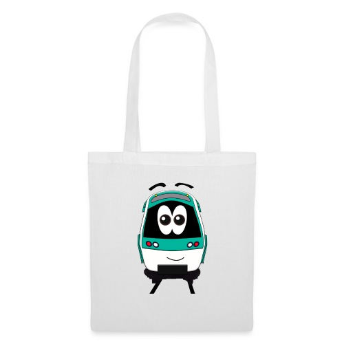 MF77 Smile - Tote Bag