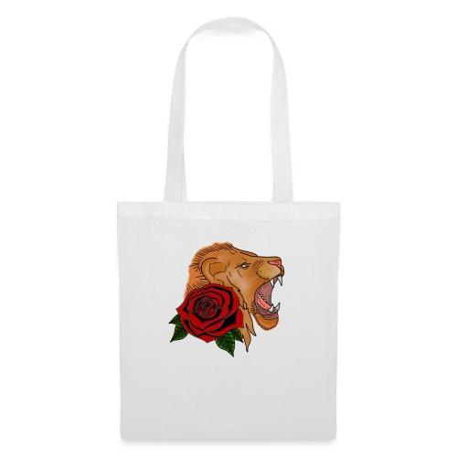 Lion - Sac en tissu