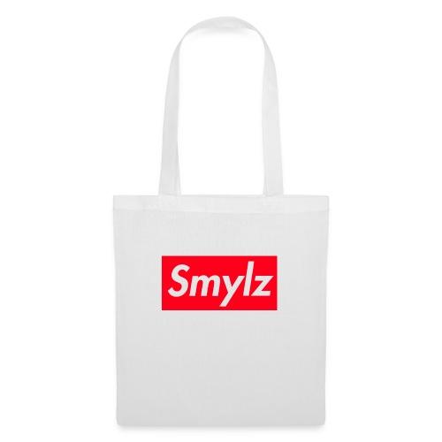 smylz logo - Tygväska