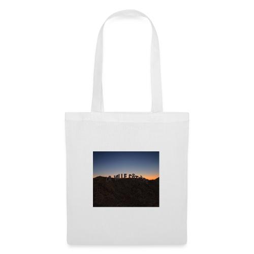 La Ville Côtière à l'aube - Tote Bag